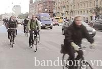 Thành phố Odense Đan Mạch  120 năm thiên đường xe đạp